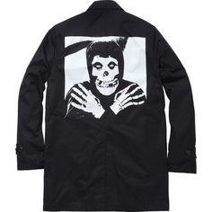 Supreme/The Misfits® Trench Coat