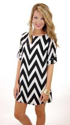 """""""She's Got The Look Dress"""" now available in 3 colors at www.shopbluedoor.com!"""