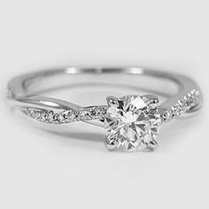 Inspiring 24+ Best Women's Wedding Rings https://weddingtopia.co/2018/03/26/24-best-womens-wedding-rings/ Regardless of what engagement ring style you select, it's wonderful to pick out a ring that accompanies a matching wedding ring #weddingring