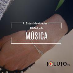 Pulsera de plata con símbolo sol mayor. www.jolujo.es