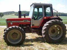 Schlepper MF 1014 Traktor Massey Ferguson Allrad