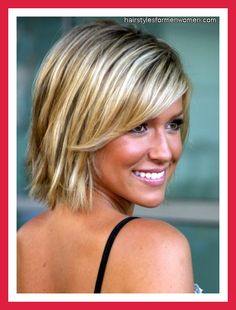 Medium Hair Styles For Women Over 40 oblong face | medium short hairstyles for oval faces