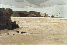 Winter Coast - Kyffin Williams