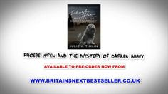 """This book has won a book deal. Book trailer for """"Phoebe Wren And The Mystery Of Darken Abbey"""" By Julie K Timlin If you enjoyed watching this buy a copy at https://britainsnextbestseller.co.uk/index.php/book/index/PhoebeWrenAndTheMysteryOfDarkenAbbey#sthash.JUCbkYck.dpuf"""