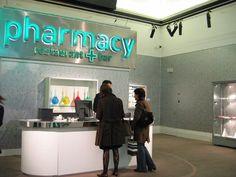 Pharmacy Restaurant & Bar London,UK