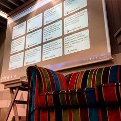 So langsam wird es dann doch spannend ... Kurz vor der #blogsofa Session in der @stadtbuechereien_duesseldorf #duesseldorf #bilk #urban