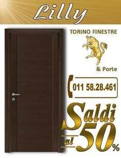 porte interne Lilly torino Turin, Stores, Hand Lettering, Tall Cabinet Storage, Furniture, Home Decor, Solid Wood, Indoor Gates, Fishing Line