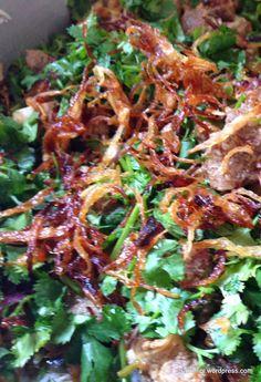 Safrinlipi: Chicken liver with vegetables সবজি দিয়ে মুরগীর যক...