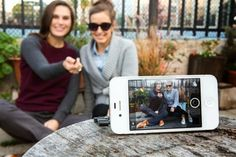 Shuttr – Wireless Camera Remote  read more @ read more @ http://www.freshtechnoworld.com/2014/12/5-amazing-and-useful-electronic-gadgets.html