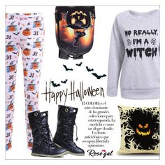 """""""Rosegal Halloween Giveaway"""" by water-polo ❤ liked on Polyvore featuring Arco and Halloweenparty"""