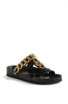 Sam Edelman 'Allyn' Sandal available at #Nordstrom- Comfort of a Birkenstock minus the ugly!