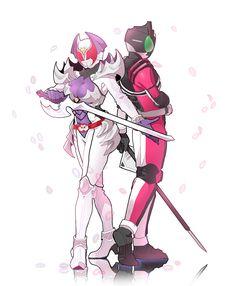 Kamen Rider Kabuto, Kamen Rider Zi O, Kamen Rider Decade, Kamen Rider Series, One Punch Man Heroes, Character Art, Character Design, Hacker Wallpaper, Fantasy Armor