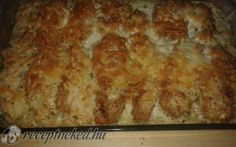 Yummy, green chile chicken enchiladas with sour cream sauce! Hungarian Recipes, Hungarian Food, Sour Cream Sauce, Chicken Enchiladas, Lasagna, Banana Bread, Macaroni And Cheese, Dishes, Ethnic Recipes