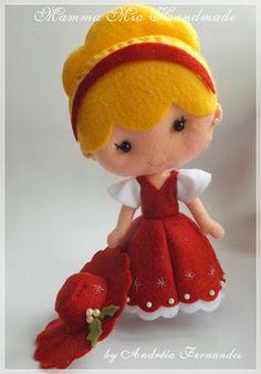 Mamma Mia Handmade: artesanato em feltro