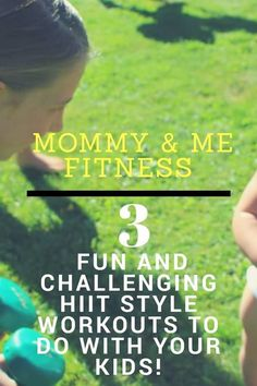 3 Super Fun and Challenging Workouts to do with your children! Get the kids involved and bond while learning the importance of living of a healthy and fit lifestyle. Let's set up our kids to live a healthy long life and stop childhood obesity. Health And Wellness, Health Fitness, Super Healthy Kids, Shin Splints, Postnatal Workout, Childhood Obesity, High Intensity Interval Training, Physical Activities, Health Problems
