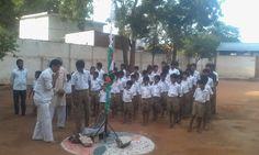 vatsalya sindhu: Independence day celebration at #VatsalyaSindhu Aw...