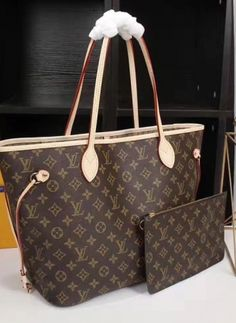 254f13120a3 LOUIS VUITTON NEVERFULL BAG 1 1 high-quality replica