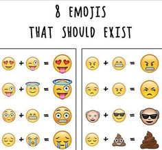 Εικόνα μέσω We Heart It #cool #shouldexist #emoji