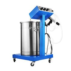 Mophorn Powder Coating Machine 50W 45L Capacity Electrostatic Powder Coating Machine Spraying Gun Paint 450gmin WX958 Powder Coating System 50W 45L >>> Read more reviews of the product by visiting the link on the image. This is Amazon affiliate link.