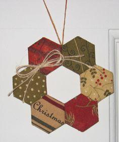 hexagon ornaments | Hexagons.....