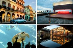 Untrammeled oases beckon, once-avoided destinations become must-sees, and familiar cities offer new reasons to visit.