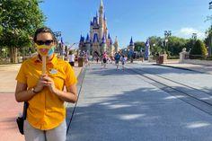 Mask tips for Disney World trips - WDW Prep School Disney World Tips And Tricks, Disney Tips, Disney Magic, Disney Disney, Relaxation Station, Disney World Parks, Prep School, Best Masks, Disney Springs