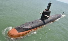 The Indian Navy's Project Scorpene submarine development for six latest-generation attack boats is expected to be completed by Adani Group, Poder Naval, Indian Navy, Armed Forces, Fighter Jets, Army, Marketing, Photo And Video, Energy Department