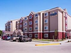 Sidney (MT) Microtel Inn & Suites United States, North America Microtel Inn & Suites is perfectly located for both business and leisure guests in Sidney (MT). The hotel offers a wide range of amenities and perks to ensure you have a great time. To be found at the hotel are free Wi-Fi in all rooms, 24-hour front desk, facilities for disabled guests, express check-in/check-out, luggage storage. Comfortable guestrooms ensure a good night's sleep with some rooms featuring faciliti...