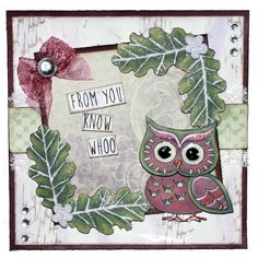 This is the gorgeous new 'Ornate Owls' set designed by Sharon Bennett for Hobby Art. This stunning set is great for owl fans. 3 main owl images, 2 greetings and various accessories that work alongside the main images. Clear set contains 13 stamps. Overall size of set - 100mm x 260mm approx. All our clear stamps are made with photopolymer resin. As seen on Create & Craft.