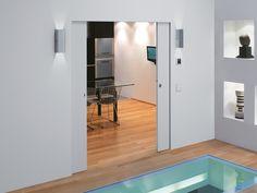 Syntesis® Luce Estensione - Controtelai porte scorrevoli, controtelai porte a scomparsa | Eclisse