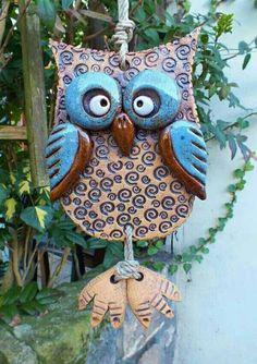 DIY Owl Decoration