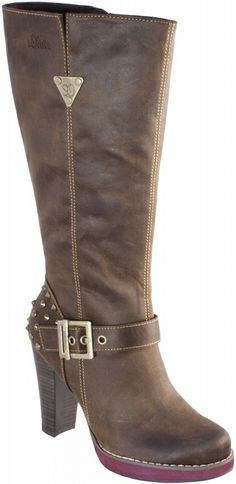s.Oliver női csizma Riding Boots, Wedges, Shoes, Fashion, Horse Riding Boots, Moda, Zapatos, Shoes Outlet, Fashion Styles