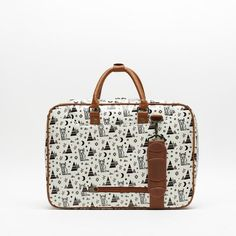 Otto portaordenador de Misako superior Laptop Bags, Toiletry Bag, Are You The One, Suitcase, Michael Kors, Pattern, Shopping, Wash Bags, Patterns