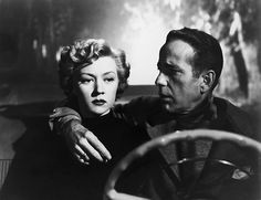 Gloria Grahame and Humphrey Bogart, In a Lonely Place (1951)