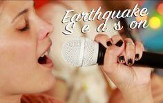 """CILLIE BARNES - """"Earthquake Season"""" (Live in Coachella Valley, 2015) #JA..."""