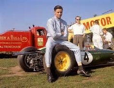 is there any video of racer jim clark funeral - Bing images