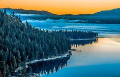 Lake Morning -