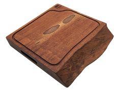Tabua de carne para churrasco rústica - Cutting Board bbq - Redwoodeco
