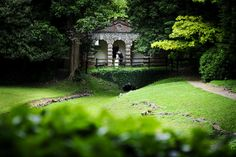 The Summer House at Missenden Abbey is a beautiful place to take photographs after your ceremony. www.missendenabbey.co.uk/weddings/