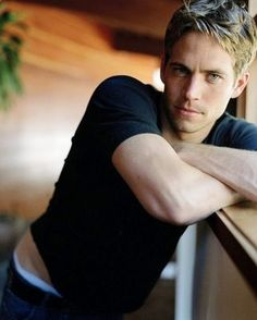Paul Walker, sorry but he's still hot no matter how bad his movies are