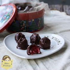 Menu Musings of a Modern American Mom: Chocolate Covered Cherries