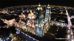 Angeles de Puebla  Catedral