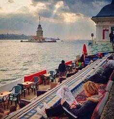 Istanbul –Sehenswürdigkeiten SALACAK viertel