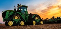 Past, Present, and Future of the agricultural industry.