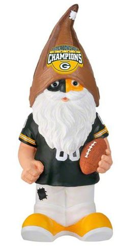 1000 Images About Green Bay Packer Gnomes On Pinterest