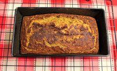 pão de farinha de coco
