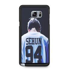 Sehun 94 Exo For Samsung Galaxy Note 5 Case