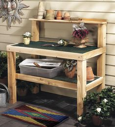 wood frame is made of naturally preserved, rot/decay-resistant Eastern white cedar; lobster-trap wire grid is hot-dip galvanized and sealed with a durable, PVC coating; assembled with all-galvanized hardware. Size x x Dia. Gardening Apron, Organic Gardening, Gardening Tips, White Cedar, Rattan Basket, Cottage Living, Architectural Digest, Elle Decor, Garden Tools