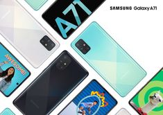 Promotie Telefon Mobil Samsung Galaxy A71 – 27% Reducere de Pret Quad, Mobiles, Samsung Galaxy S Series, Galaxy A, Galaxy Phone, Technology Magazines, Technology News, Gadgets, Twinkle Lights