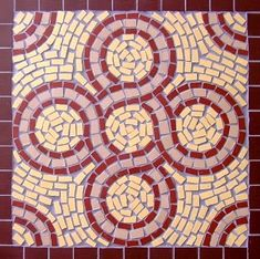 mosaic patterns | Mosaic Art : Roman Mosaics to visit in Great Britain / the United ...